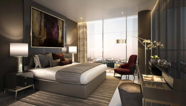 Furnished One Bedroom for Sale   Aykon City Tower B