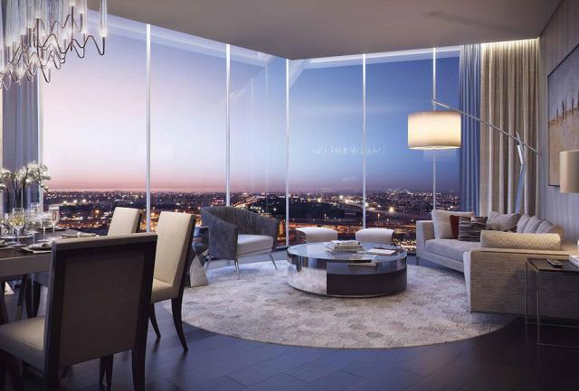 2 BR Apartment for Sale in Aykon City Tower B