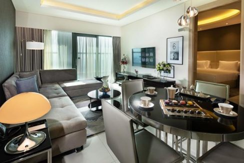 Damac Towers by Paramount Tower B