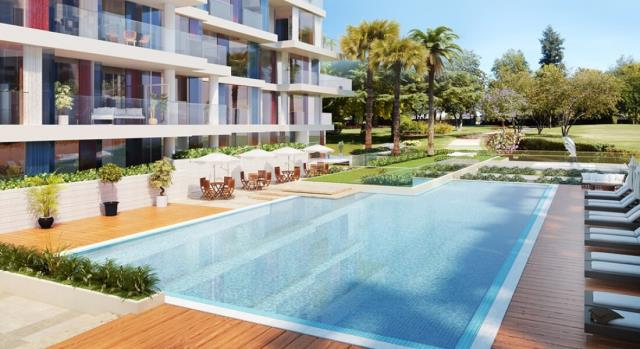Furnished 3 Bedroom Apartment in Golf Promenade 2B for Sale
