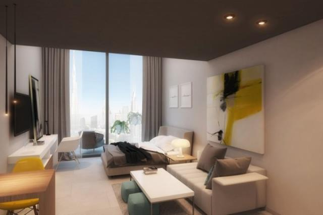 Furnished Studio Apartment for Sale in Avanti Tower