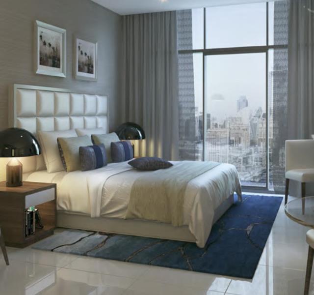 Furnished Studio Apartment in Majestine for Sale