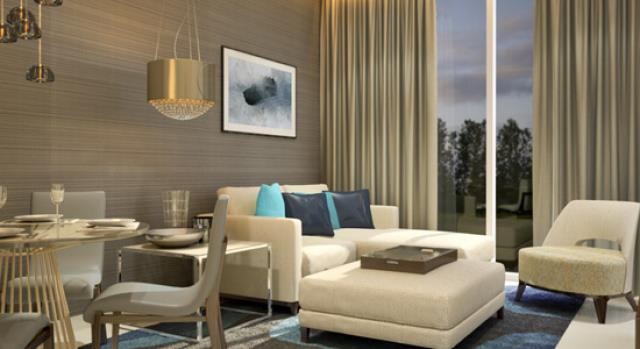 Furnished One Bedroom Apartment for Sale in Majestine