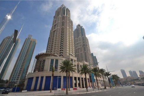 29 Burj Boulevard Tower 1