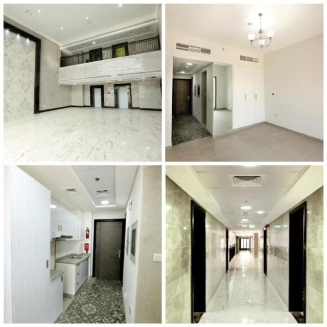 Brand New – Residential Building for Sale – International City